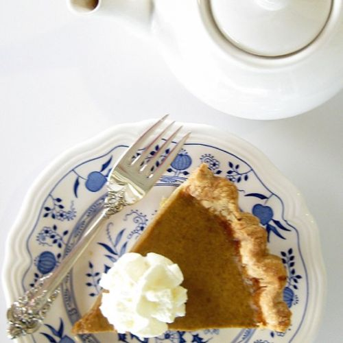 Pumpkin Pie - Pie Crust Tips