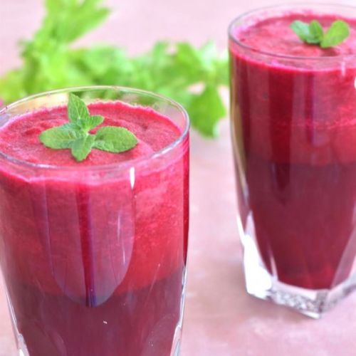 Ginger, Beetroot and Celery Juice