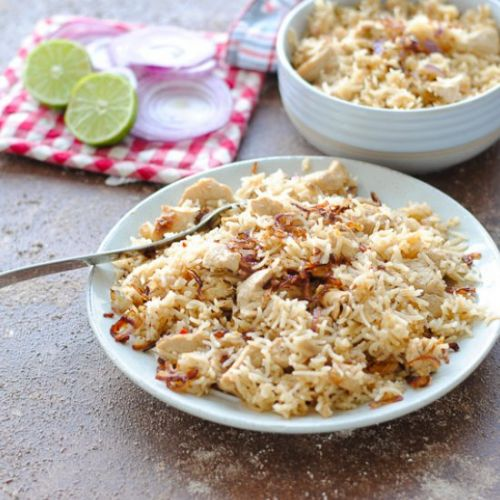 Easy Chicken Pulao