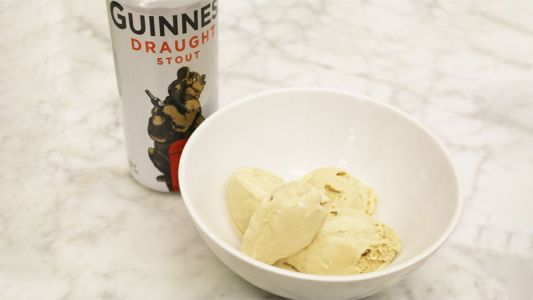 Raising a Glass to Guinness Ice Cream