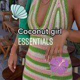 """""""Coconut Girl"""" Is This Summer's Hottest Aesthetic, and It's Equally Nostalgic and Dreamy"""