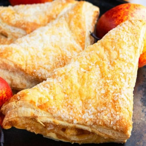 Easy Apple Turnover