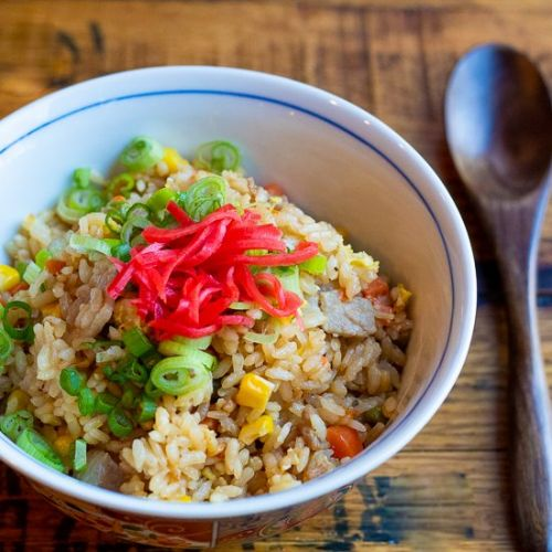 Instant Pot Japanese Fried Rice