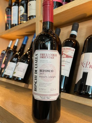 Fall Into New Reds at CORK