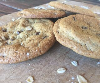 Best Ever Gluten Free Chocolate Chip Cookies!
