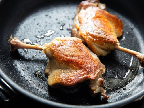 Traditional Duck Confit