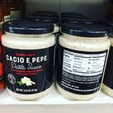 Trader Joe's Is Now Selling Cacio e Pepe Pasta Sauce, So Who's Got Noods?
